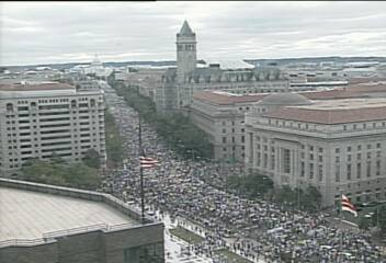 Traffic cam picture of the 9-12-2009 march on washington